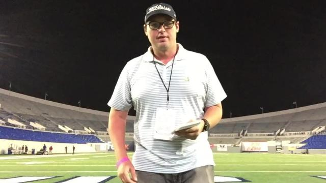 Jackson State beat writer Tyler Cleveland breaks down Jackson State's loss to Tennessee State in the Southern Heritage Classic.