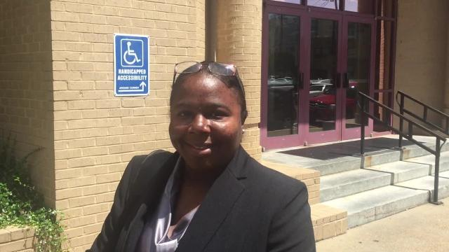 Zundria Crawford claims Mississippi Board of Bar Examiners misgraded her failed bar exam.