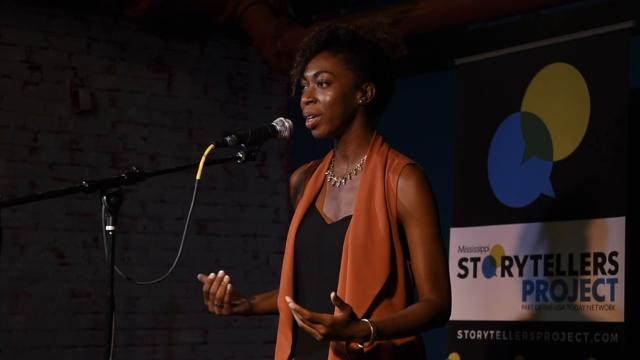 Check out the highlights from our first Mississippi Storytellers event
