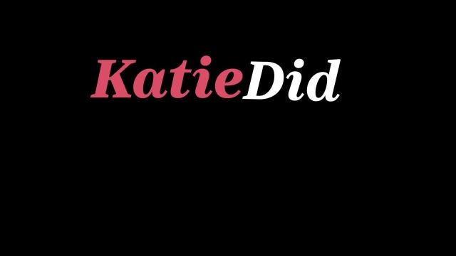 #KatieDid... Painting