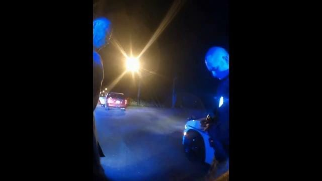 Gulfport police body cam of incident with Fairley family