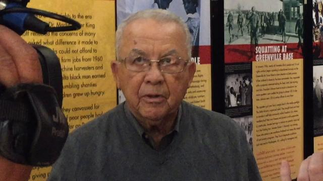 The family of Vernon Dahmer Sr., who died defending his family from the Ku Klux Klan, toured the Mississippi Civil Rights Museum in Jackson on Friday.