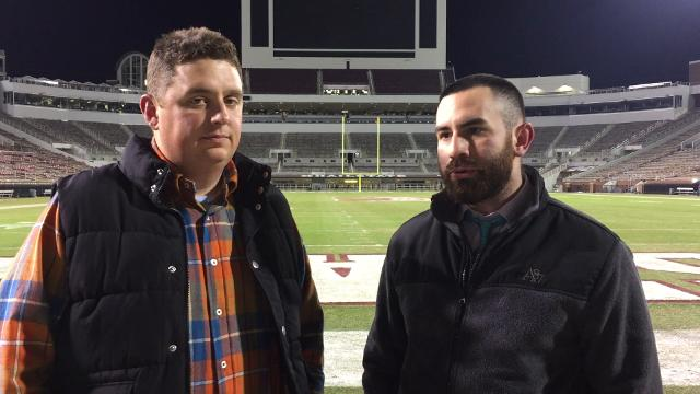 Sports editor Hugh Kellenberger and MSU beat writer Will Sammon talk about what went right and what did not in MSU's loss to Alabama.