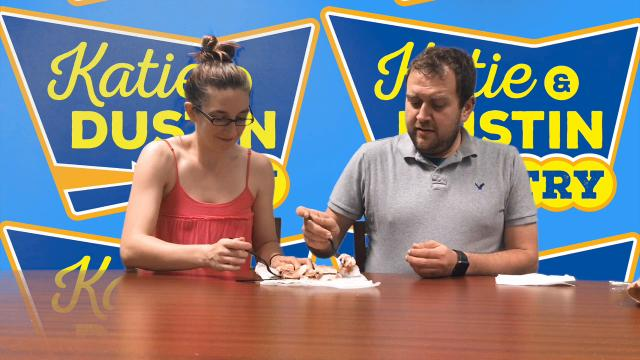 Season 2, Episode 3: This time around, Katie & Dustin are going for a different part of the pig... but will it be better than the chitlins?
