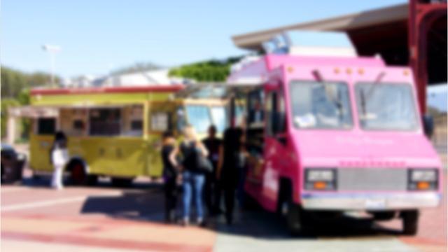 Food Truck Mash-Up