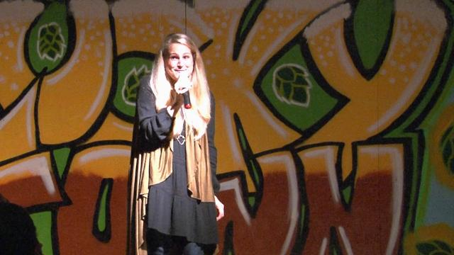 Catch highlights from our February Storytellers at Lucky Town Brewery