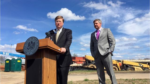 The Senate has passed an infrastructure plan proposed by Lt. Gov. Tate Reeves.