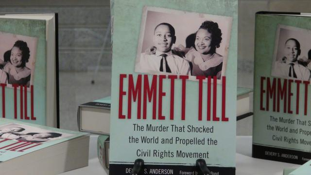 "Devery S. Anderson, author of ""Emmett Till: The Murder That Shocked the World and Propelled the Civil Rights Movement,"" talks about the legacy of Till's shocking murder."