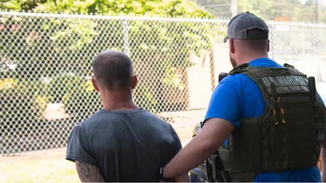 Gang enforcement operation in Jackson nets dozens