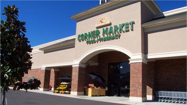 The Landmark Center in downtown Jackson will soon house downtown Jackson's sole grocery story. Corner Market will concentrate on a deli approach with an array of fruits and vegetables as well as the basic essentials.