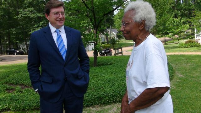 Mississippi state rep. David Baria has jumped into the Senate race with a mission focused on social justice and David prevailing over Goliath.