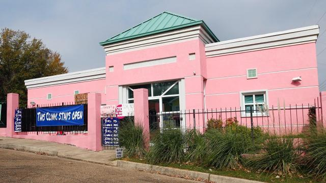Mississippi abortion law and abortion clinic U.S. Supreme Court
