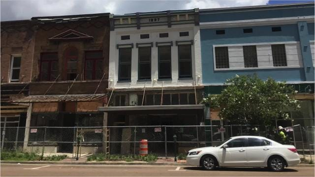 Over the last century, downtown Jackson has gone through countless transformations. Watch along as we highlight some of the various stages of the city's ongoing evolution.