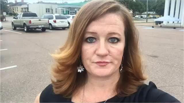 Therese Apel reporting live from the Jessica Chambers murder trial of Quinton Tellis.
