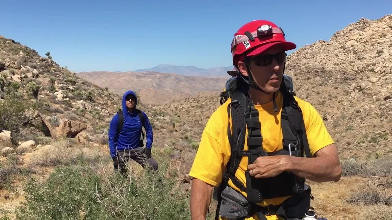 In August 2017, search and rescue efforts continued for two hikers missing in Joshua Tree National Park.