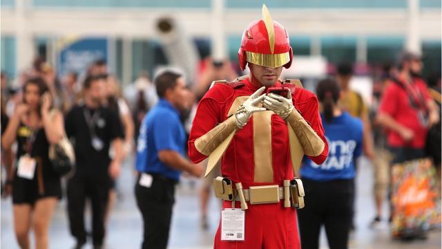 Last Minute Comic Con Costume Ideas
