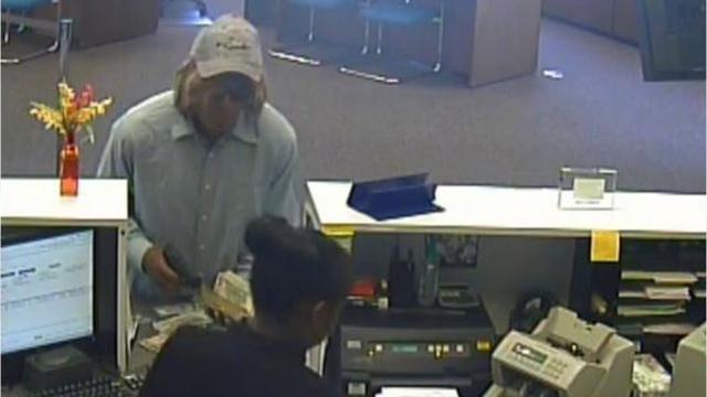 Man who robbed Rabobank in Thousand Palms gone by time deputies arrive