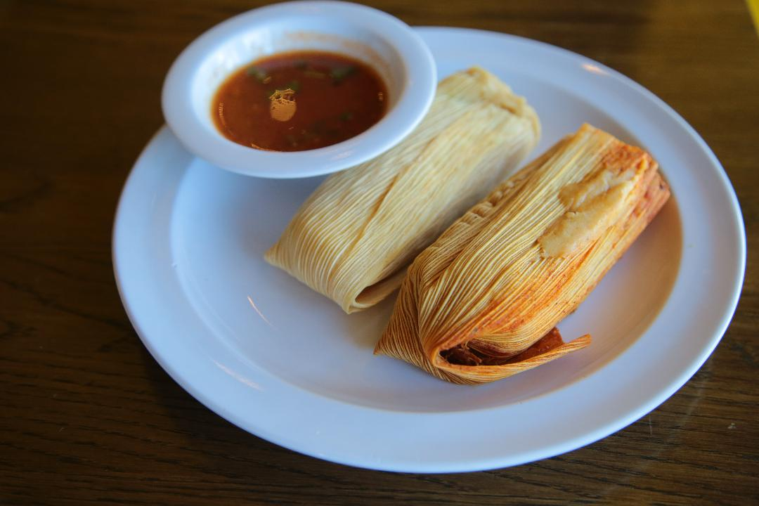 Casa de Silvia, a new restaurant in downtown Indio, puts tamales at the center of its menu.