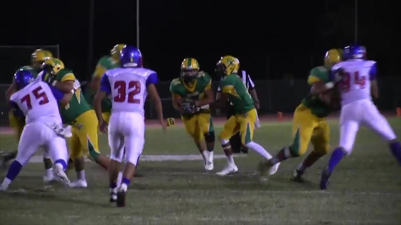 After Indio fell 18 inches short of tying the game on the final play last year, the Rajahs are primed to pull an upset in 2017. Coachella Valley, though, isn't backing down in what is annually the local game with the most hype around it.