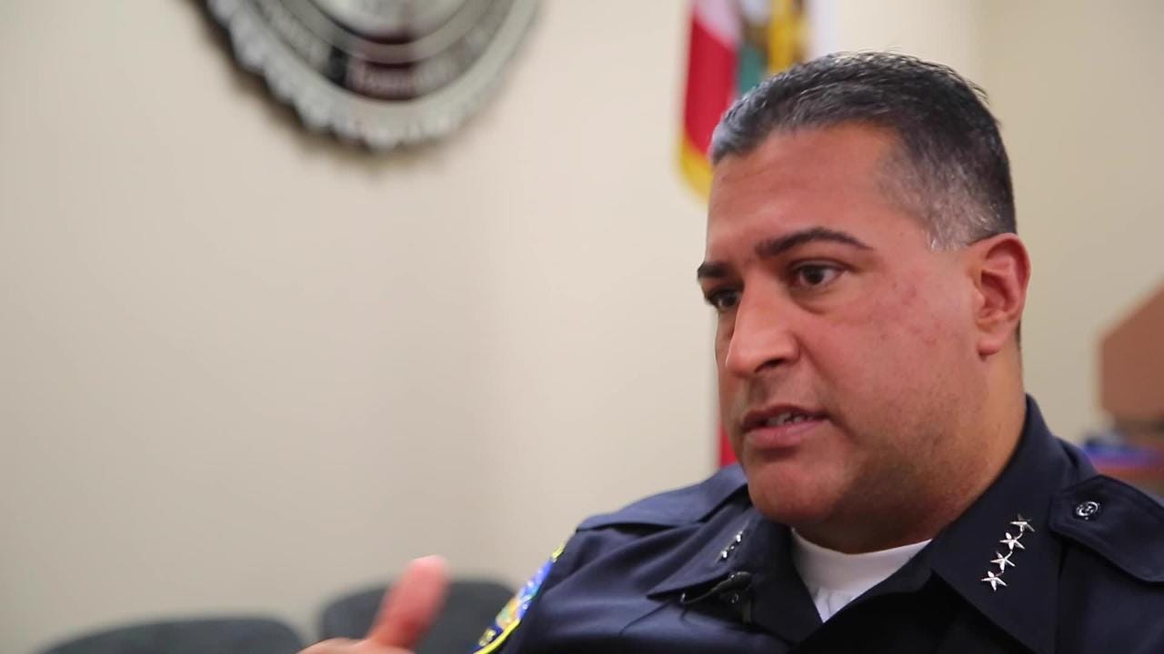 Palm Springs police chief: We are 'still struggling'