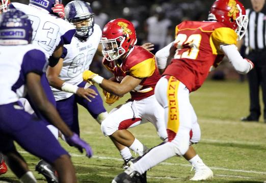 Palm Desert football host Shadow Hills