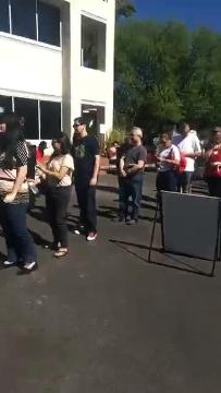 Las Vegas shooting: Blood donations rise