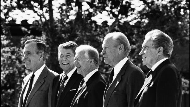 Presidents' Playground: History of presidents in the Coachella Valley