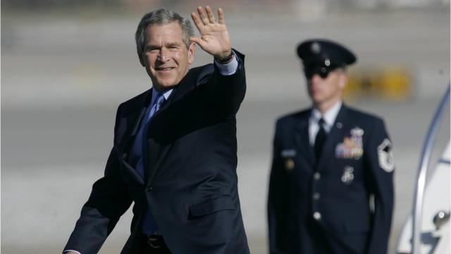Presidents' Playground: George W. Bush Came To The Desert With Money And Mountains On His Mind