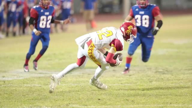 Palm Desert v Indio football