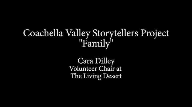 CV Storytellers Project: Carla Dilley