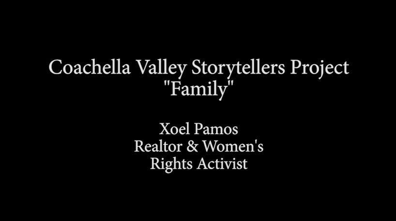 CV Storytellers Project: Xoel Pamos
