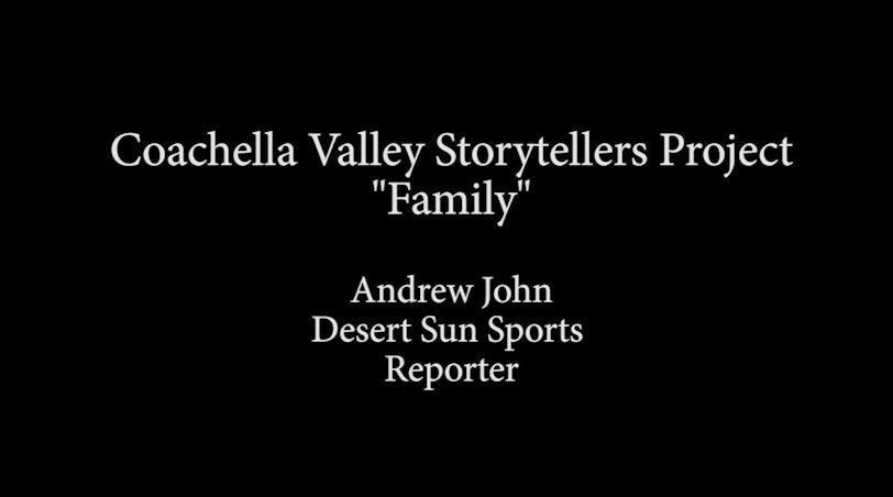 CV Storytellers Project: Andrew John