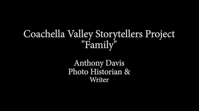 CV Storytellers Project: Anthony Davis