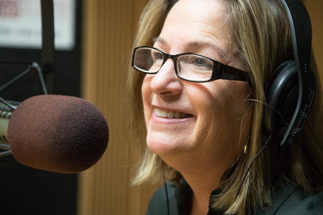 New sports talk radio show geared toward women