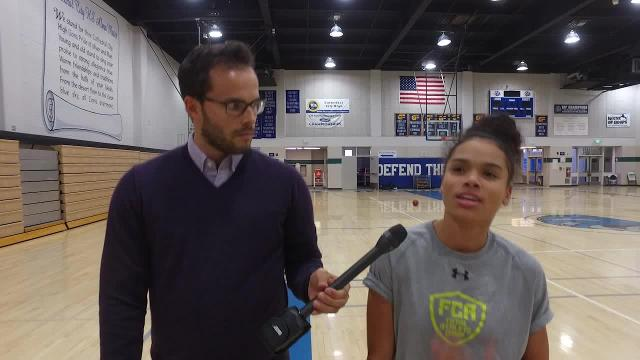 Athlete of the week: Cathedral City basketball star Nina Wallace