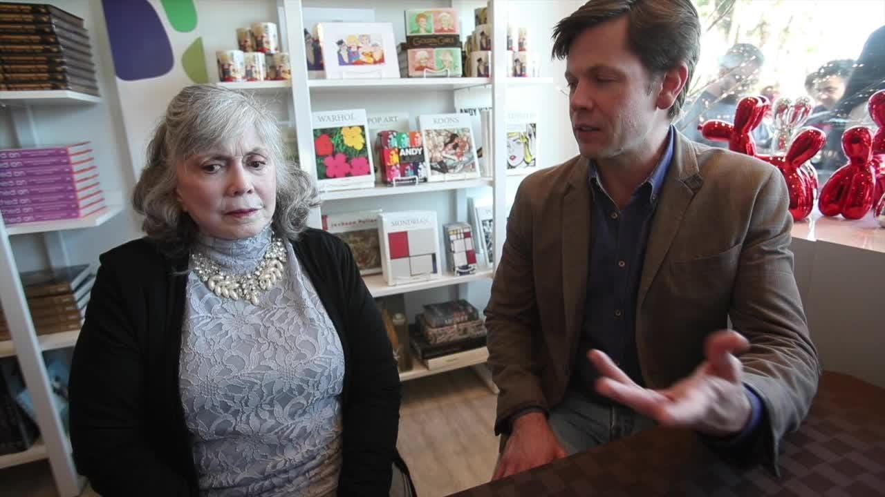 Anne Rice and son Christopher talk about new book.