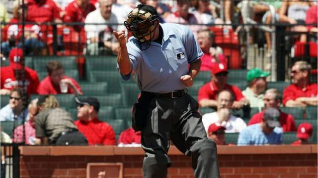 dc22fc4c7bb481 Dale Scott, First Openly Gay MLB Umpire Retires After Concussion Scare