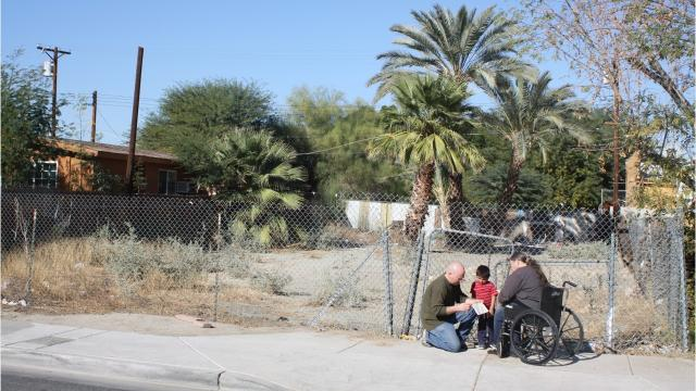 A Desert Sun investigation has revealed that Coachella City Hall fined 91-year-old Marjorie Sansom, who was dying of dementia, $39,000 because of her abandoned property. Now that Sansom has died, Coachella says her family has to pay.