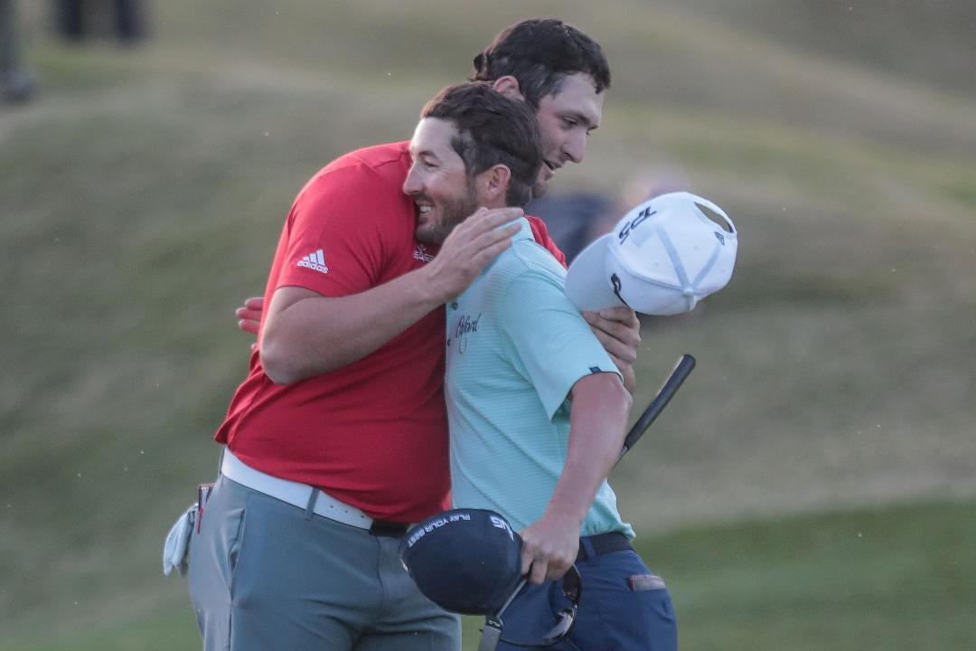 Larry Bohannan and Shad Powers sum up todays final at the CareerBuilder Challenge.