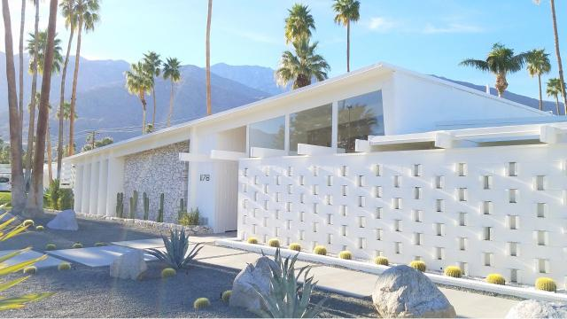 Modernism Week Showcases Stunning Homes In Palm Springs Area
