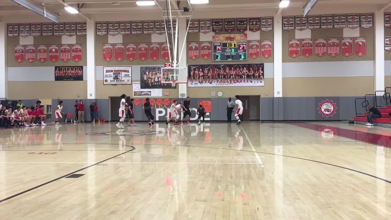 Palm Springs wins Basketball DVL title at Palm Desert