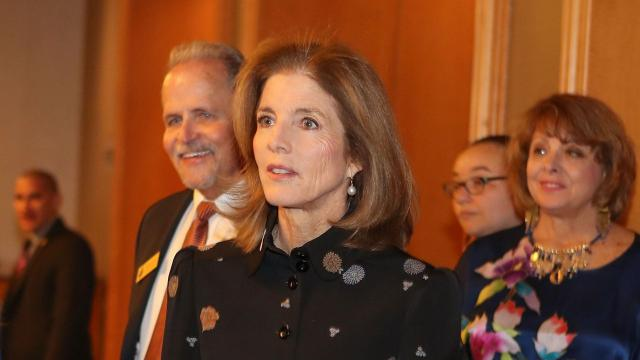 Caroline Kennedy spoke Thursday in Indian Wells about navigating East Asian politics during her tenure as U.S. ambassador. She also discussed Trump, North Korean and rising tensions.
