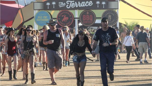 What to expect at this year's Stagecoach: California's Country Music Festival in Indio.
