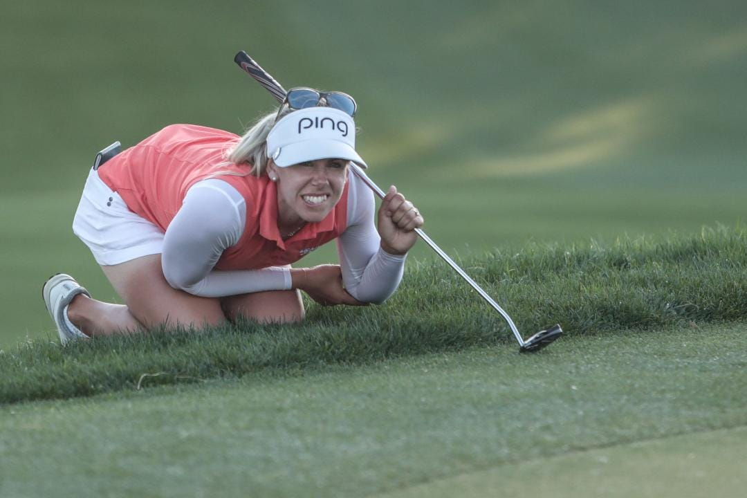 The Desert Sun's Shad Powers and Larry Bohannan sum up the first round of the ANA Inspiration.