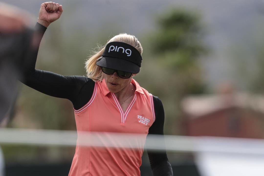 Desert Sun sports writers Larry Bohannan and Shad Powers sum up the 3rd round of the ANA Inspiration.