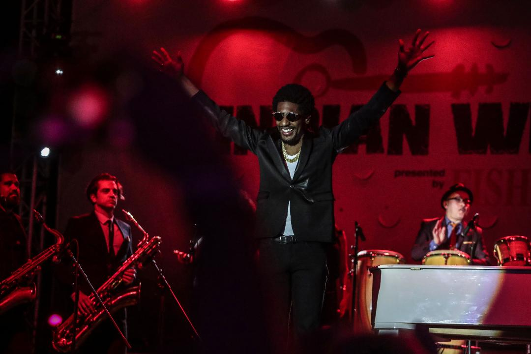 Jon Batiste headlines Indian Wells Music Festival Saturday.