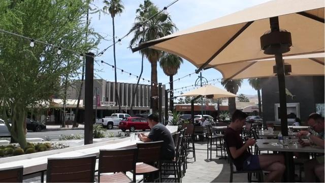 Tommy Bahama Marlin Bar Opens In Palm Springs