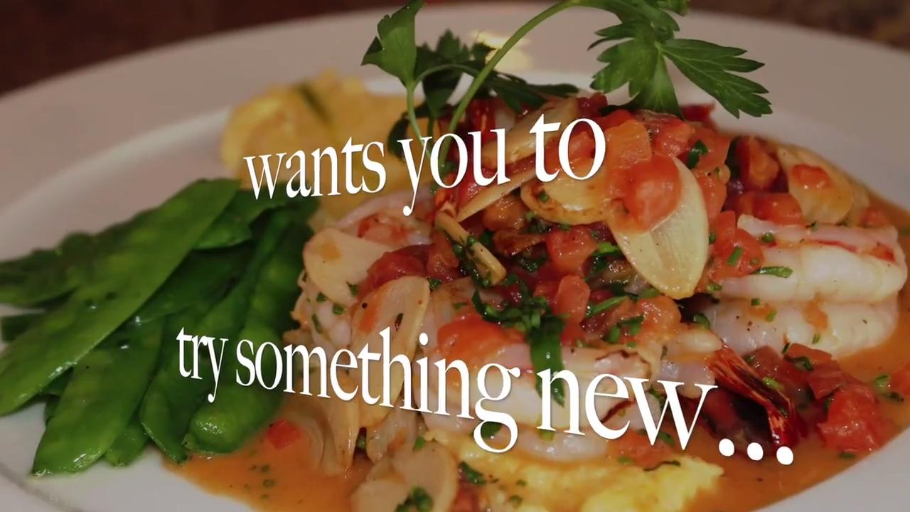 The idea behind Restaurant Week is to introduce diners to new restaurants, restaurants they haven't been to in years or even to cuisine types they may not be familiar with, but want to try.