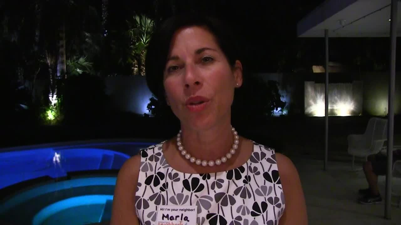 Marla Malaspina is a Neighbors 4 Neighborhoods organizer for the 'Yes on Measure' group. She speaks on the results of the election during the California primary.