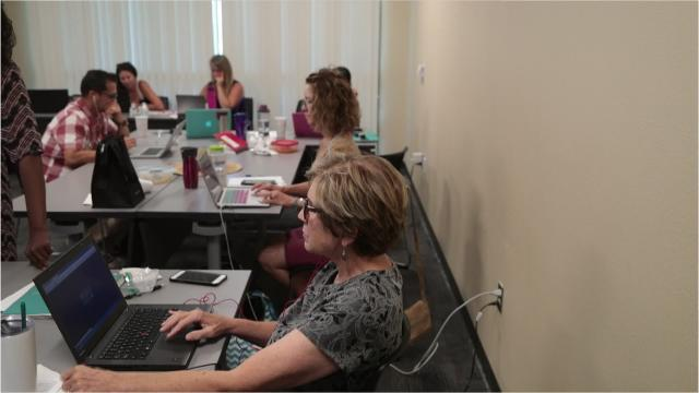 DIGICOM Learning trains teachers in video storytelling through professional development programs designed for all technical skill levels.